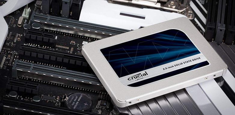 Crucial - CT500MX500SSD1(Z) SSD interne MX500