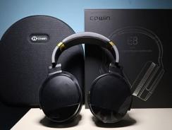 COWIN E8 Casque Bluetooth sans Fil Réduction de Bruit Active Écouteurs avec Microphone Hi-Fi