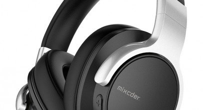 Mixcder E7 Casque Bluetooth à Réduction Active de Bruit Over-Ear
