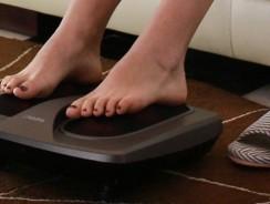 Homedics Masseur de pieds apaisant et chauffant avec chaleur