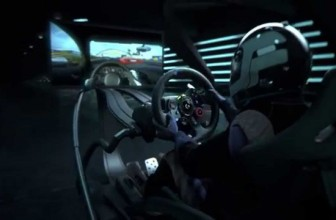 Volant Logitech G29 Driving Force