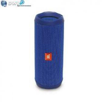 NEUF JBL FLIP4 FLIP 4 IV SPLASHPROOF PORTABLE PARLEUR BLUETOOTH BLEU BLUE