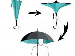 Parapluie Inversé- La technologie pour rester au sec