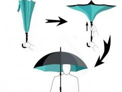 Parapluie Inversé – La technologie pour rester au sec
