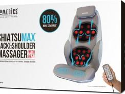 HOMEDICS CBS-1000 Test du siège de massage shiatsu